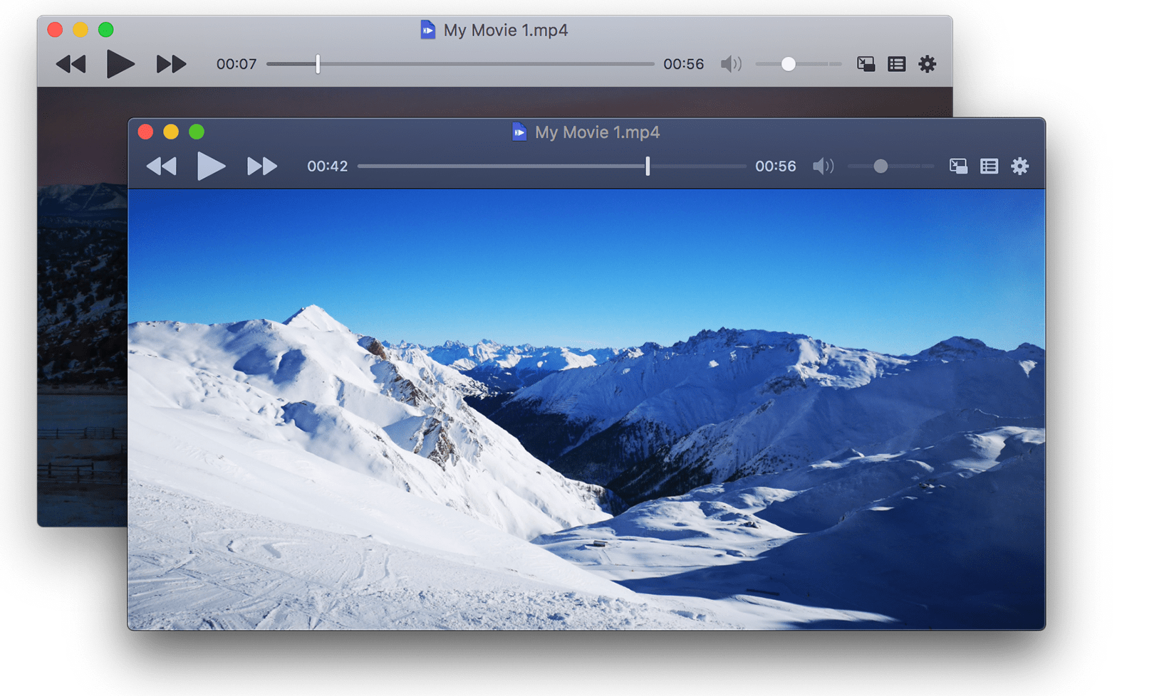 IINA是macOS媒体播放器